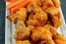 Super Bowl Wings / Great fresh ingredients, good chicken, fun times.