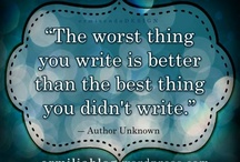 writing...quotes & inspiration