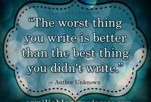 Writing - inspiration