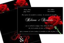Convite de casamento /  Artes Grátis  para convite de casamento -  Uso pessoal Baixe personalize e imprima quantos desejar. Dicas sobre  convite no blog / by Tonbo Nuske