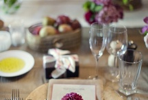 Table Designs / by Deanne Mitchell