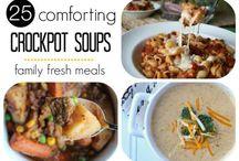 Crockpot Soups and Stews