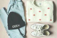 Móda / Krásné šaty,sukně,tričko a vše cool.