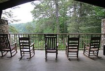 porches and rockers