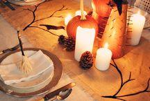seasonal decor and crafts / by Janice Chammartin