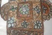 Textiles 1st year -Amulets 2