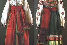 костюмы национальные