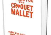 expert in...croquet (for fun!)