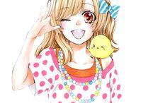 Anime e Manga Renders