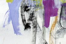 Abstract Art by Julie Schumer / Art I have created