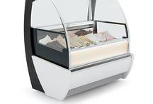 IGLOO POLAND Ice-cream dispensers / Dystrybutory do przechowywania i ekspozycji lodów gałkowych. Nowoczesne urządzenia do przechowywania lodów IGLOO gwarantują efektywną prezentację produktów.