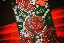 Made Bookmarks / Consists of bookmarks I made¬
