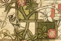 birds&flowers