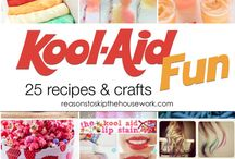 Kool Frivolous Fun! / Fab ideas for a fun time! / by Donna Bell