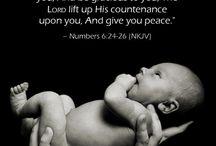 Baby Dedication Verses