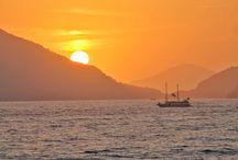 View Photos / Sunset, sea..
