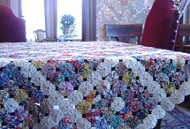 Crochet / Quilting / Sewing / by Scarlett Frost