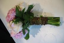 Pink/Coral Wedding Floral