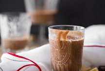 Hot Drinks / Warming Healthy Drink Recipes.