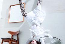 Find your inner strength - and shoes! / inspiration til fælles shoot