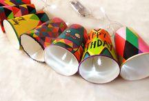 Atelier / DIY Posca par MinaSmoke