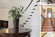 Staircases for Every Home / Whether your building a new home or renovating your current one, your staircase can make a grand statement in your home. Our stair parts collections complement any architectural style!