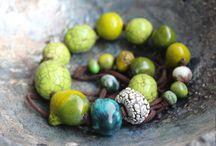 Ceramic Necklaces by Valentina Fadeeva