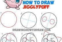 pokémons desenhos