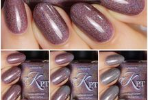 Belle Ami / color changing nail lacquer  Part of the Paris & Me Collection 2014