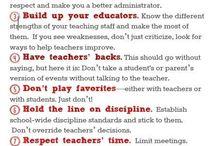 Principal's principles