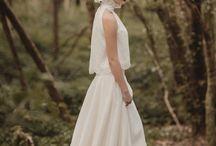 Wool on dresses