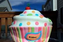 Cake smash cakes