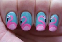 Funny Fingers & Cute Nails / by Carla Smart
