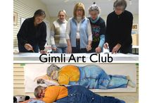 Gimli Art Club / Located at Gimli Harbour, the Gimli Art Club brings together community spirit, teaching and exhibition.  #30 on the WAVE tour. / by WAVE Artists