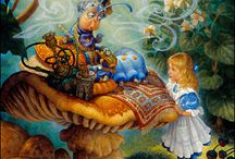 Alice In Wonderland / by Brook Pecha