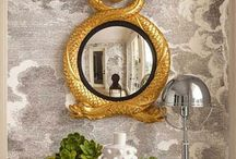 Fornasetti wall paper