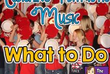 Holidays in the Music Classroom / Fun ideas for holiday activities in the elementary music classroom.
