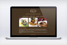 Webdesign / Réalisation de site internet pour Le Loup Bar, le bar tabac et location de vélos Liens : http://www.loupbar.com/