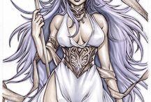god nd goddesses