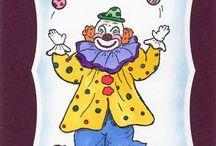 People/ Clowns