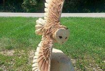 Tallados de madera