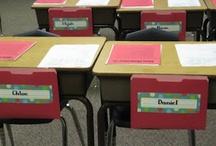 Cute Classrooms: Organization & Ideas