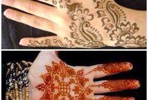 Henna Tattoos / Fotografías de Henna