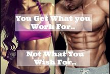 Motivation and Our clients ripping it up at training / Training Motivation when you need it