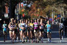 Marathon perks