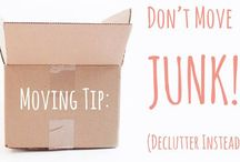 An Organized Move / Easy Tips for An Organized Move. For more tips visit, http://www.totalcareremovals.co.nz/advice/