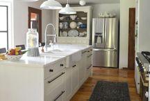 Kitchen Reno / Ideas for our kitchen renovation