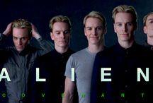 Alien: David&Walter
