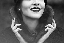 Vintage Glam Shots