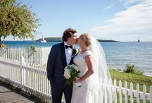 Harbour View Inn Mackinac Island Wedding Photography by Paul Retherford